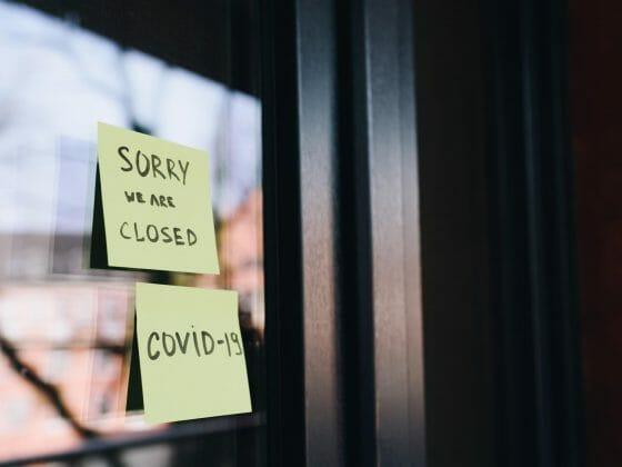 Titelbild zum Thema Schließung Lockdown wegen Covid19