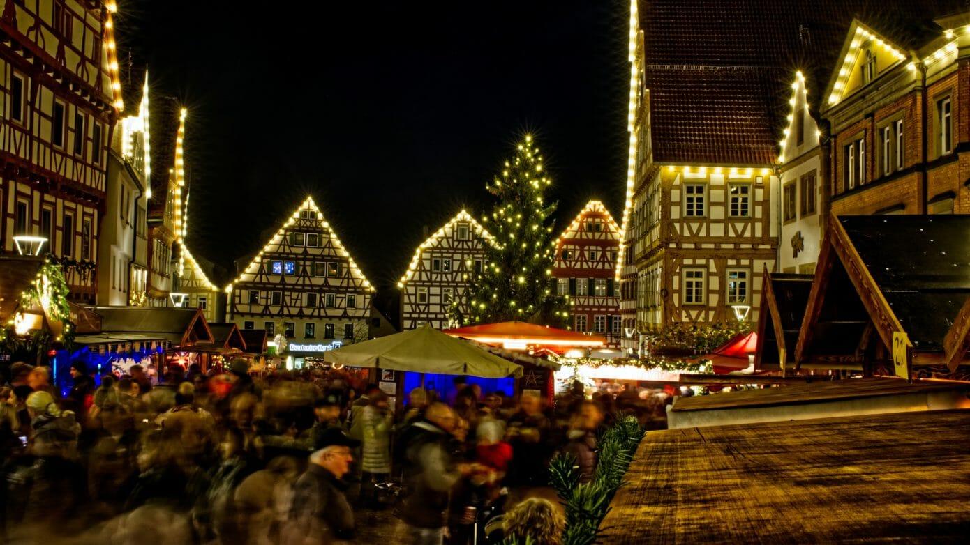 Online Tickets für Weihnachtsmärkte. Mit der Ticketing Software von egocentric Systems